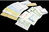 封筒、事務用紙